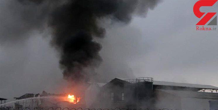 انفجار خونین در روسیه