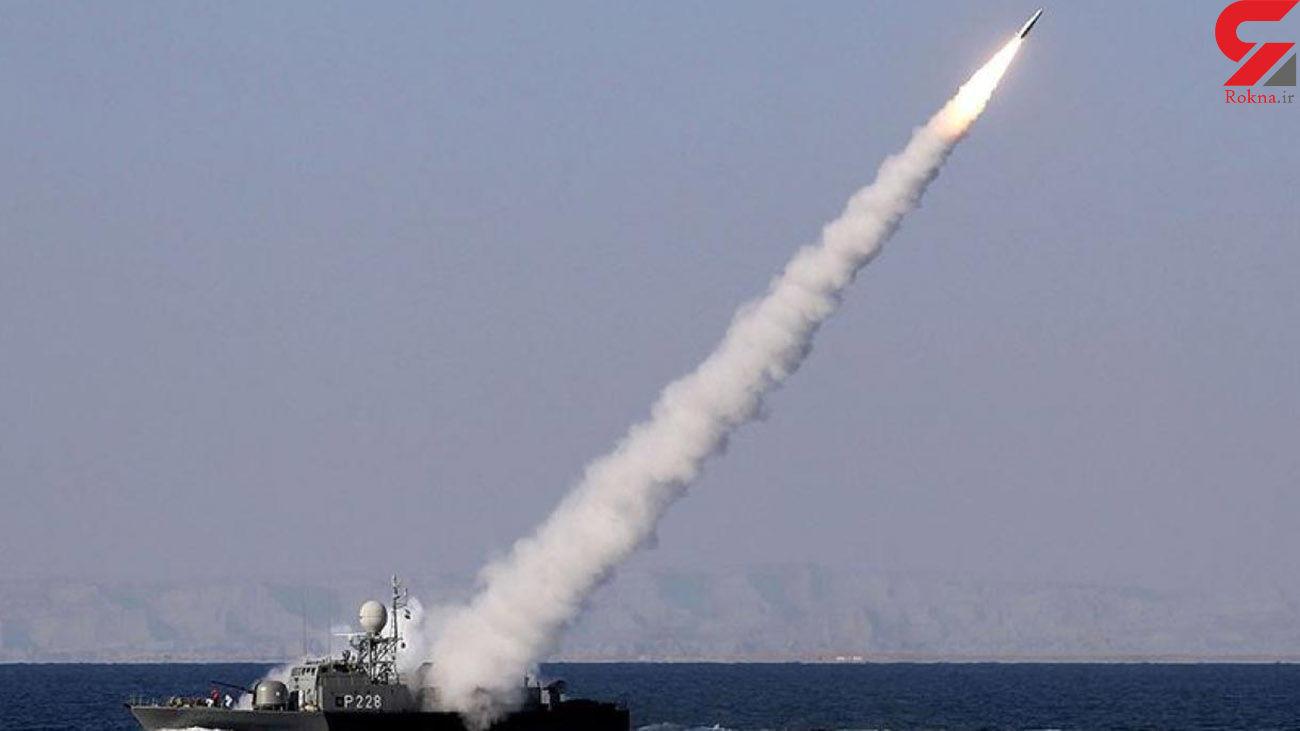 تست موشک 280 کیلومتری جدید ارتش در شمال اقیانوس هند