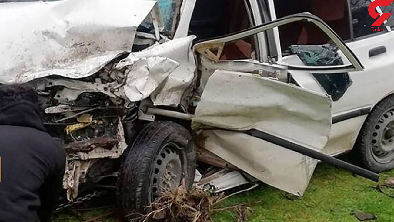 شاخ به شاخ خونین 2 خودرو در دیواندره / 8 تن زخمی شدند