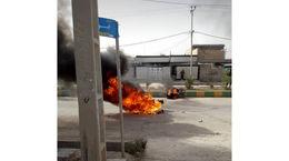 فیلم فاجعه انتقام در ماهشهر / 2 کودک آتش قتل به پا کردند! + جزییات