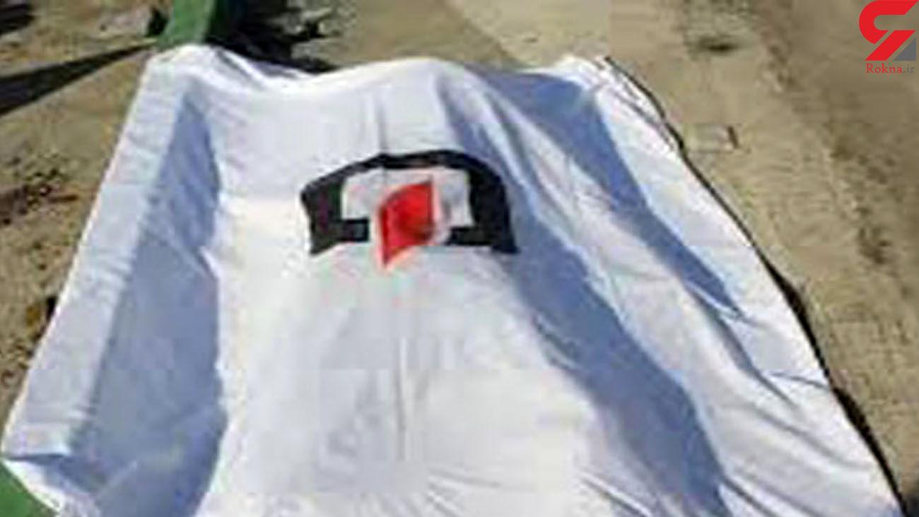 جنازه پسر 5 ساله را پتوپیچ در پارک ساری رها کردند / یک تراژدی تلخ