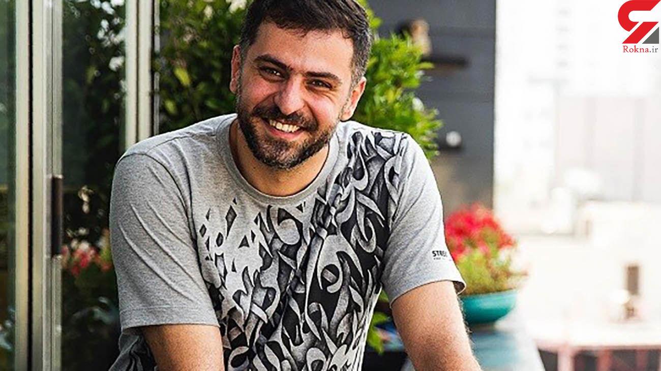 مهاجرت پردردسر خواننده پاپ برای علی ضیا