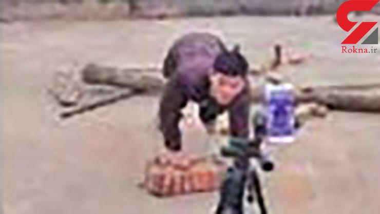 فیلم حرکت عجیب پسر معلول او را جهانی کرد