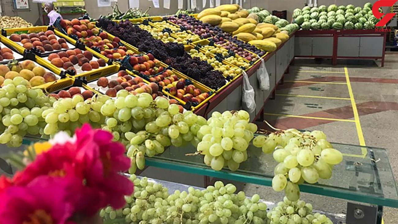 کاهش قیمت 13 محصول میادین میوه و تره بار در نیمه تابستان