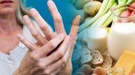 کاهش التهاب بدن با مواد غذایی مفید