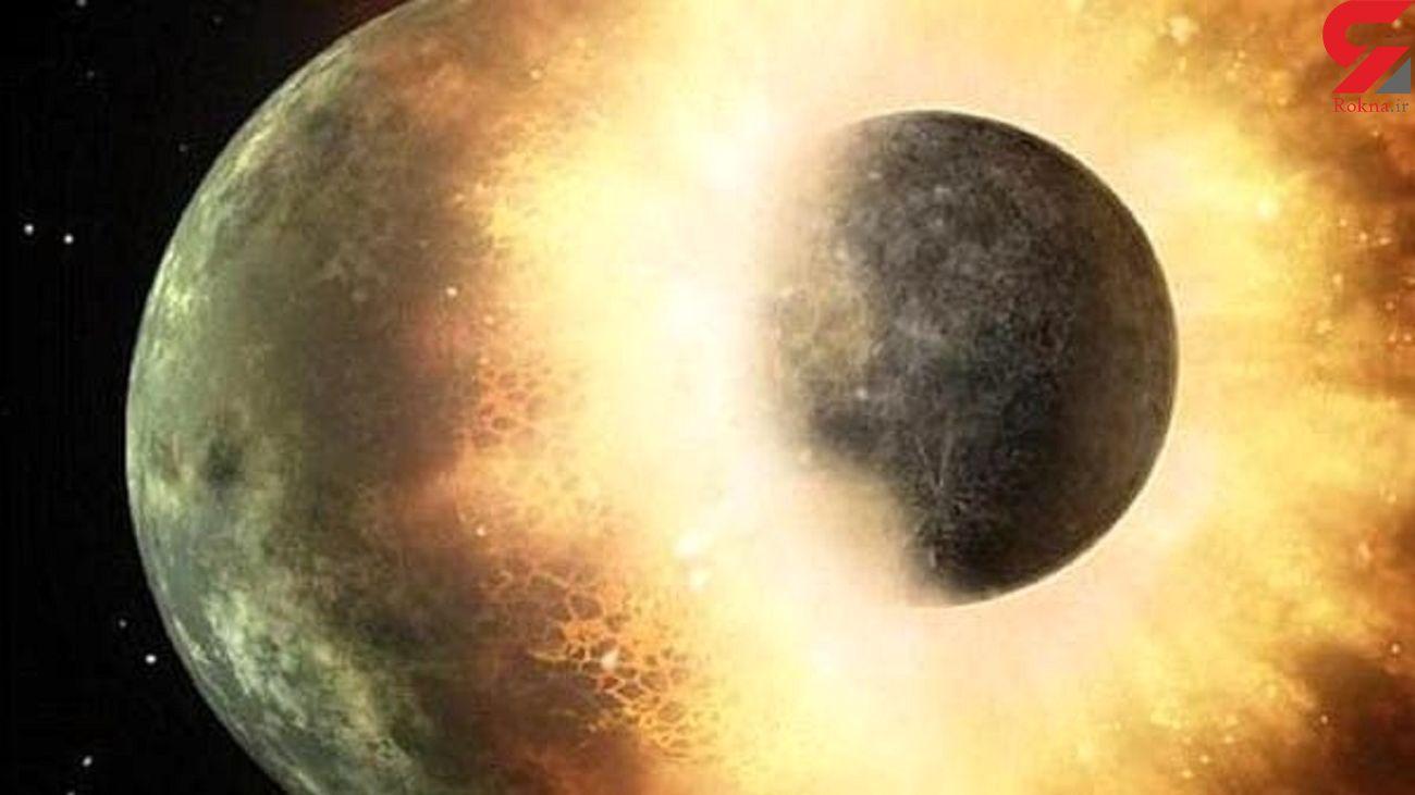 نزدیک شدن ماه به زمین / چه حوادث بزرگی رخ میدهد + عکس