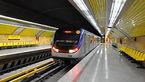 تغییر در زمان خدمات در خط 5 مترو در ایام نوروز