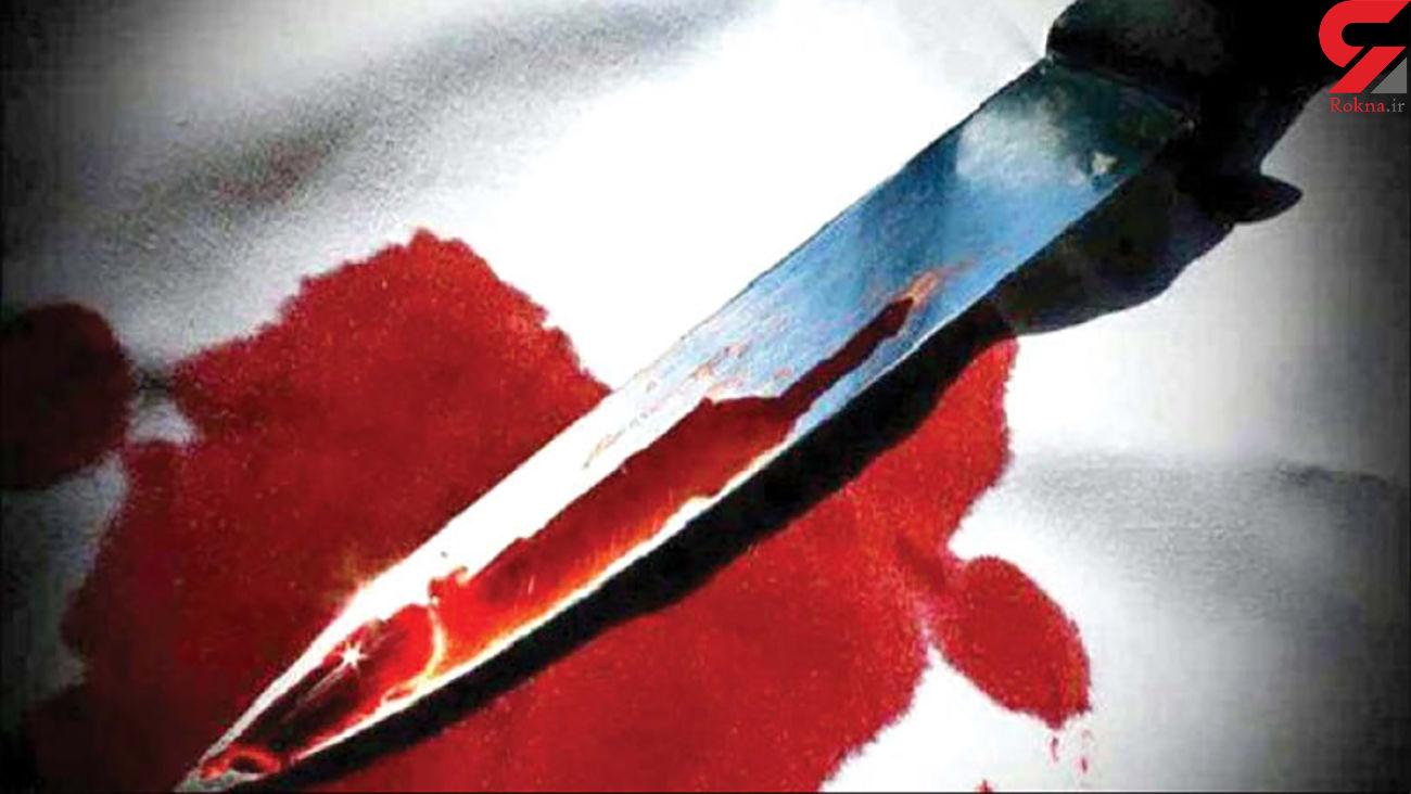 قتل مرد بمی توسط پسرش با چاقو / پسر 26 ساله توهمی بود