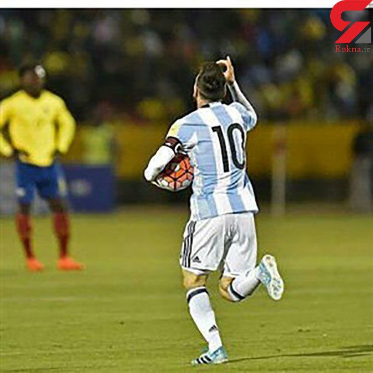 آرژانتین، پاناما و صعود به روایت صدا
