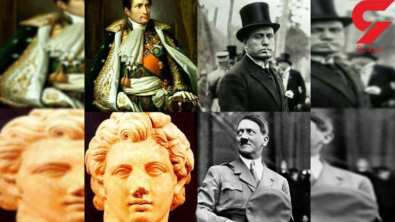 4 شخصیت قدرتمند تاریخ که از گربه می ترسیدند