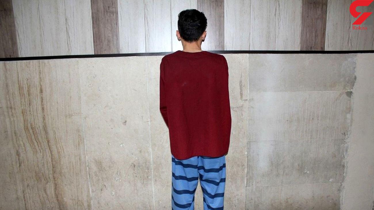 هیاهو فیلم علی شوتی در مرودشت/ بازداشت 2 پسر 15 و 17 ساله