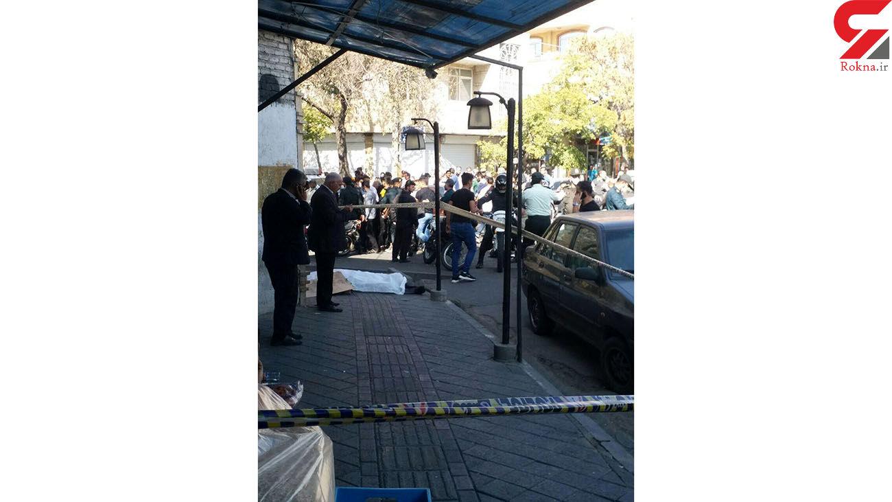 قتل مرد بی گناه در حمله دزدان مسلح به طلافروشی سرشناس تبریز
