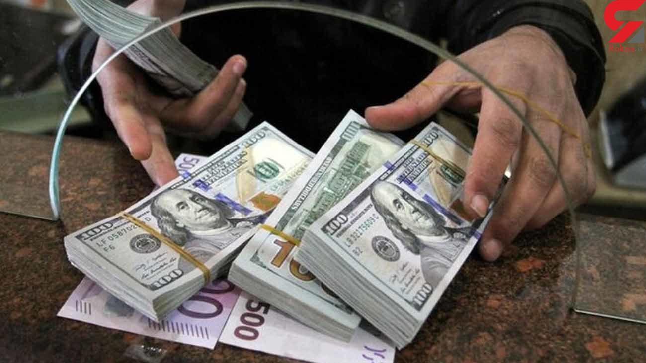 قیمت دلار و یورو باز هم کاهش یافت / امروز شنبه 16 اسفند + جدول