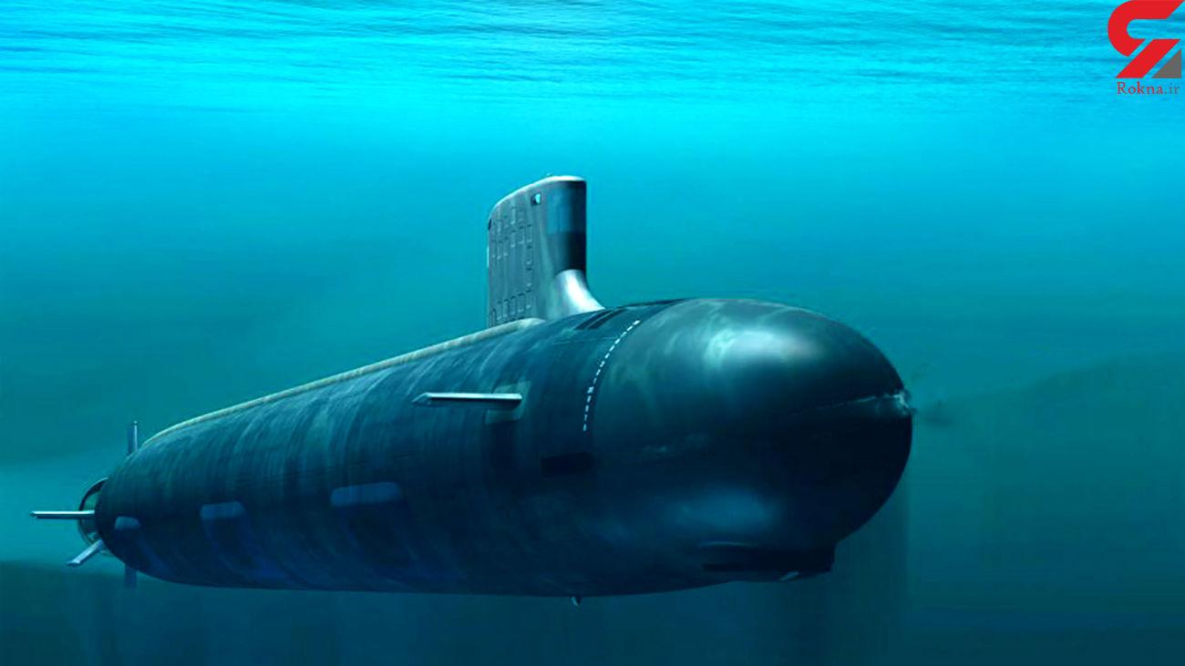 آخرین تلاش ها برای یافتن زیردریایی گمشده اندونزیایی + فیلم