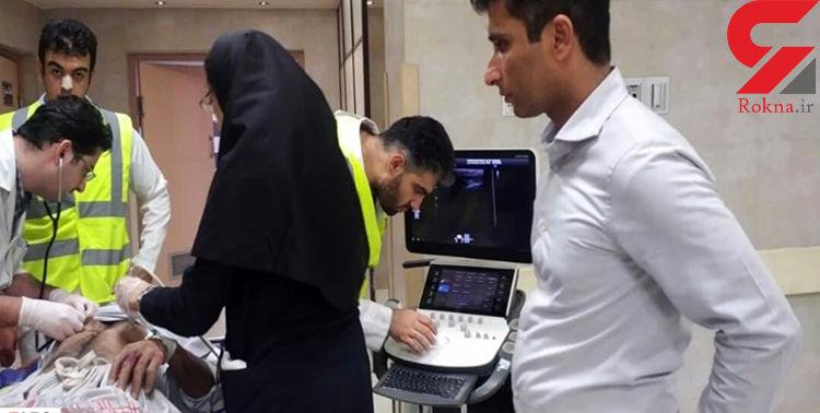 آیا از مصدومان سانحه قطار زاهدان - تهران در بیمارستان های تابعه دانشگاه فوت شدند؟