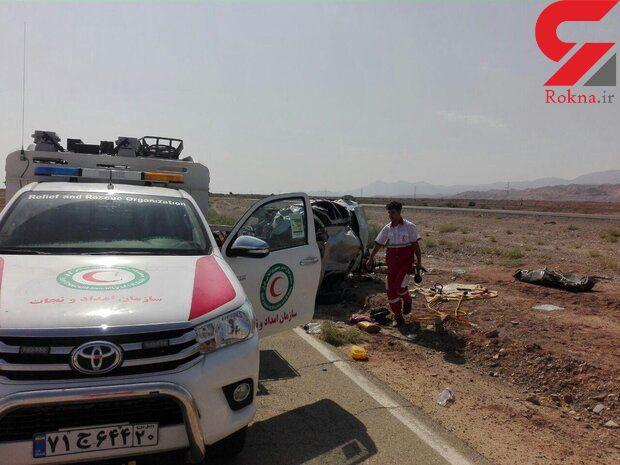 فاجعه مرگبار در سمنان+ عکس