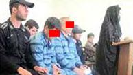 فرید متهم اعدامی وقتی مرد غریبه را در کنار همسرش دید در خانه را روی آنها قفل کرد و ...