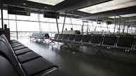 عکس های عجیب و غریب از مسافران یک فرودگاه+عکس