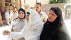 آزادی زن 103 ساله از زندان / او قاتل فرزندش بود!+ عکس