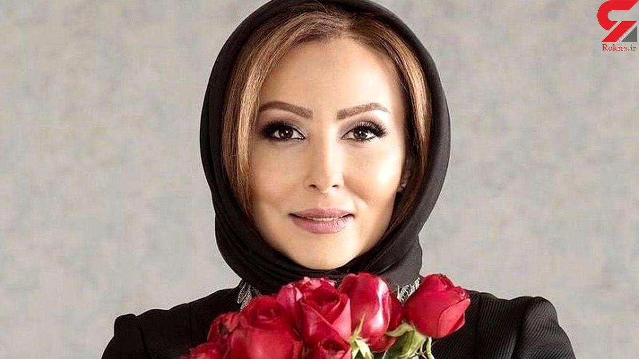 تبریک تولد پرستو صالحی به پاره تنش + عکس عاشقانه در شمال