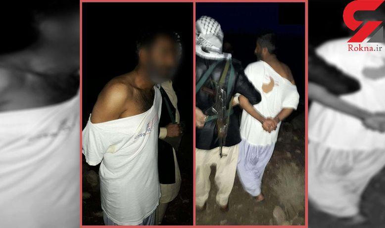 انتشار اولین عکس ها از لحظه بازداشت مرد خطرناک / او یک پلیس را شهید کرد + جزییات
