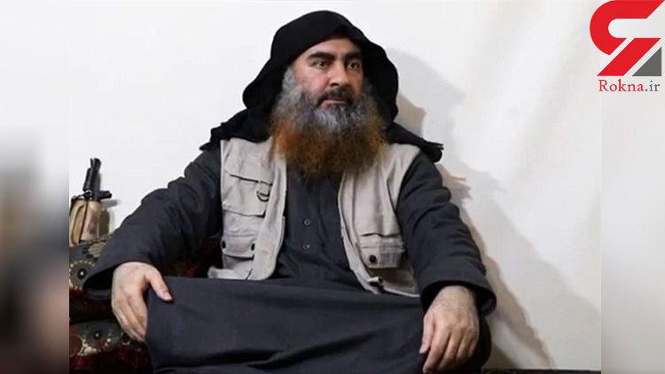 مکان اختفا بغدادی پیدا شد؟
