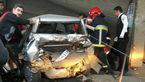 مرگ تلخ دانش آموز قائمشهری  در تصادف سرویس مدرسه+عکس