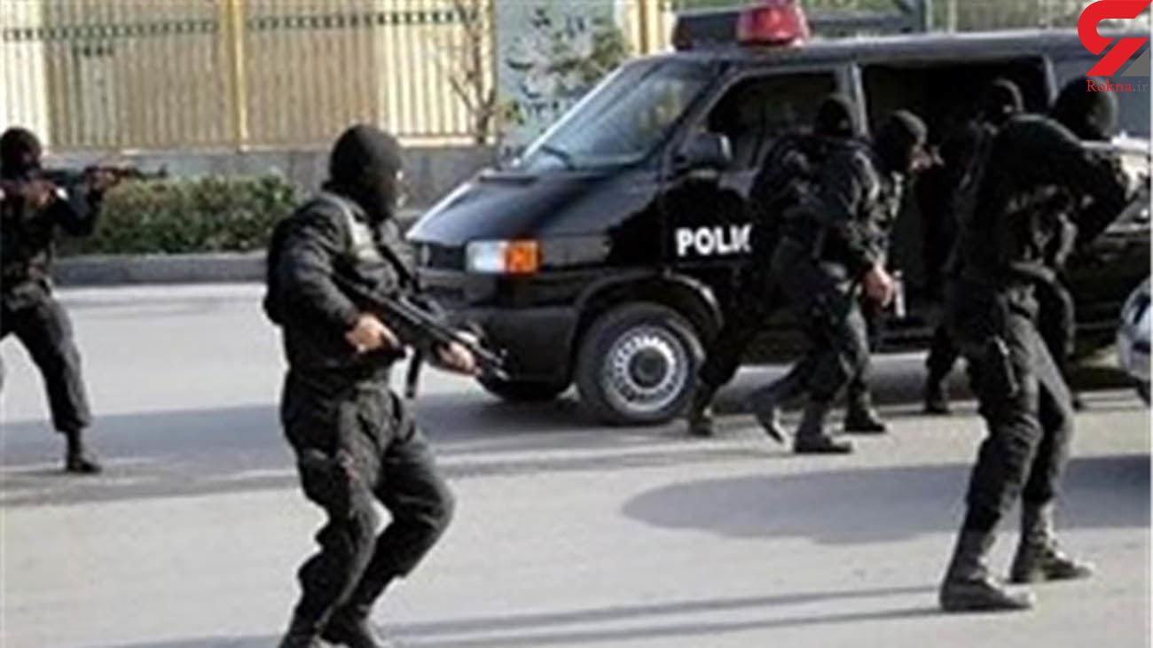 جزئیات 6 درگیری مرگبار پلیس با آدمکش های حرفه ای  / از اسیدپاشی تا قتل های دلخراش