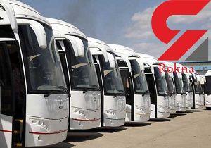 تامین ۲۰۰۰ دستگاه اتوبوس برای بازگشت زوار/استقرار اکیپهای راهداری در مسیر زائران