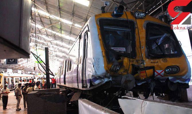 فیلم حادثه قطار هند که 100 کشته دارد + تصاویر