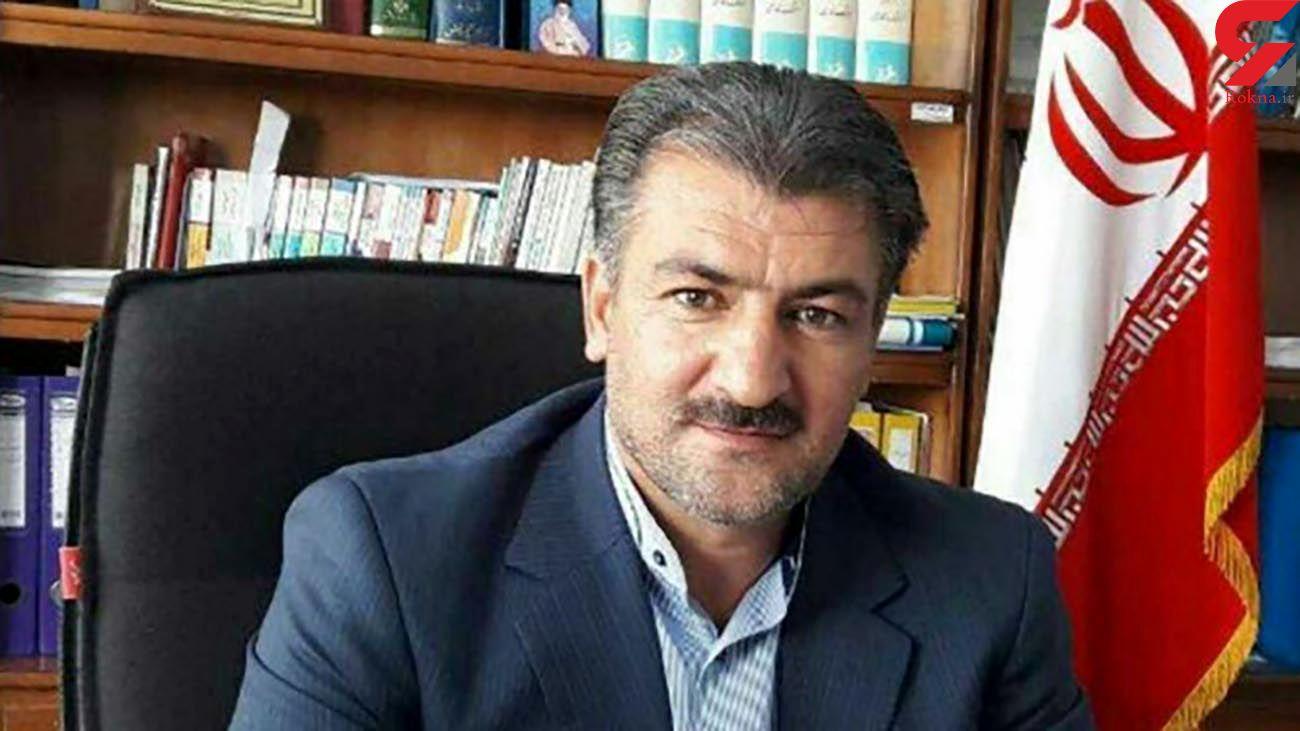 مرگ تلخ آقای شهردار با برق گرفتگی + عکس / قره آغاج