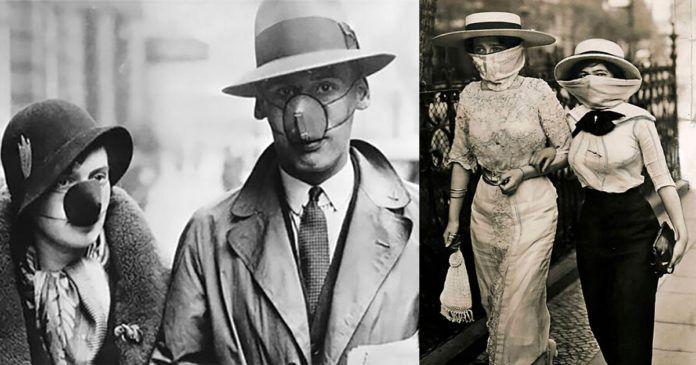 آمریکا عامل آنفلوانزای اسپانیایی و مرگ ۵۰ میلیون انسان در جهان بود