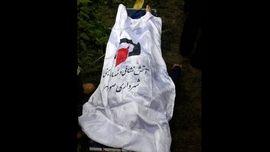 جسد زنی که از کانال آبیاری صومعه سرا خارج شد +عکس جسد