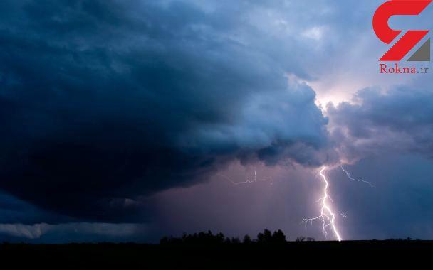 توفان و رعد و برق بی خواب تان می کند/راهکارهای مبارزه با بی خوابی در توفان های ترسناک