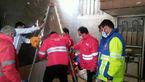 نجات جان یک کارگر از عمق چاه 10 متری در تایباد