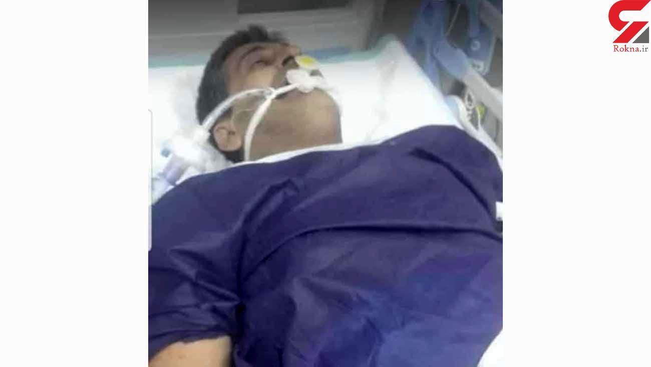 عکس جنازه مقتول روی تخت بیمارستان / جزئیات دوئل مسلحانه در ماهشهر